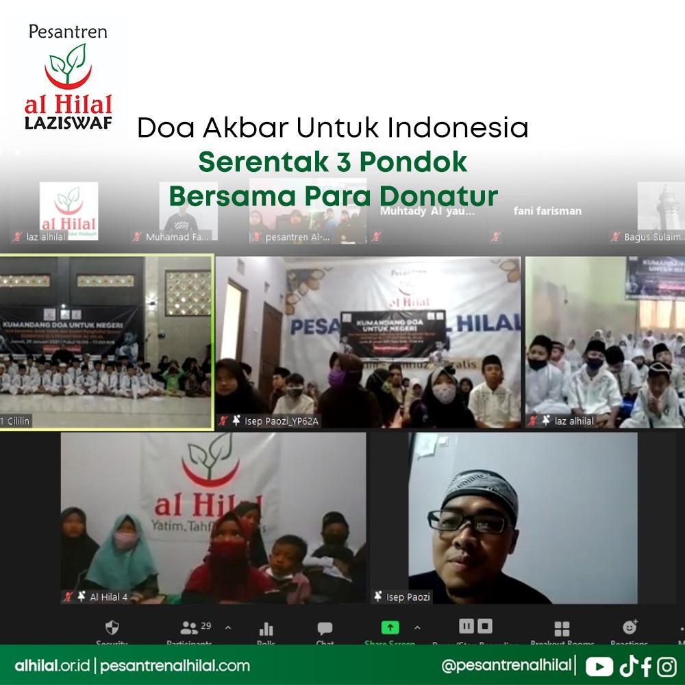 Doa Akbar Untuk Indonesia 4