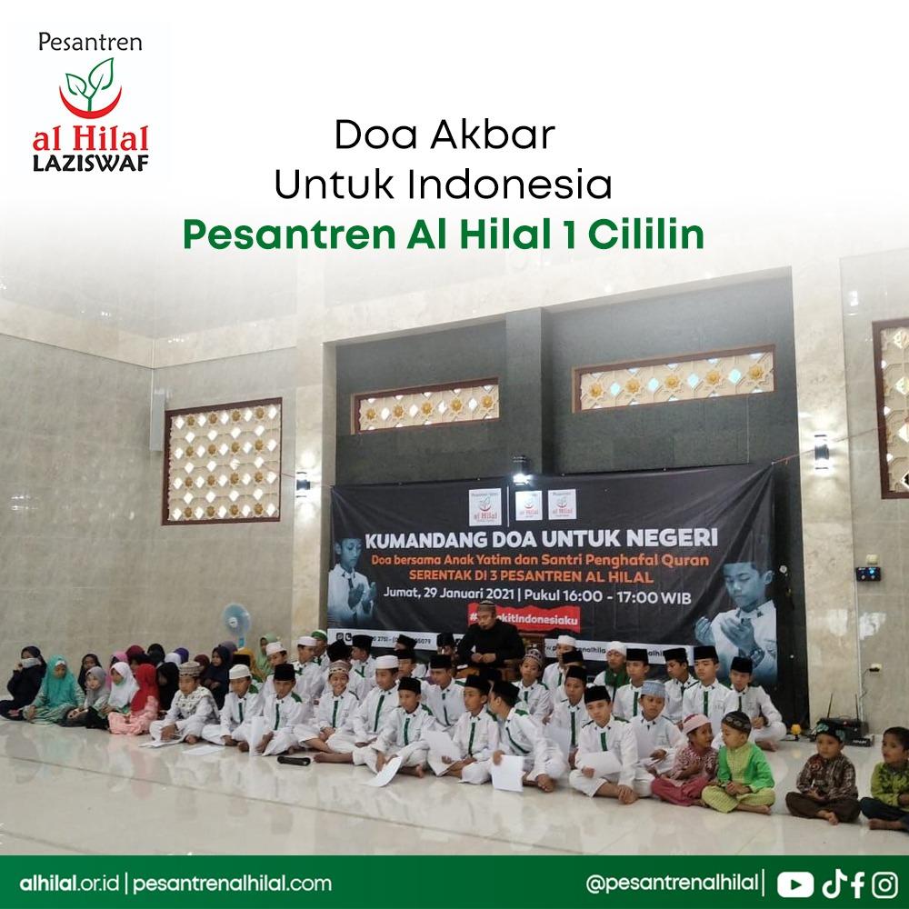 Doa Akbar Untuk Indonesia 1