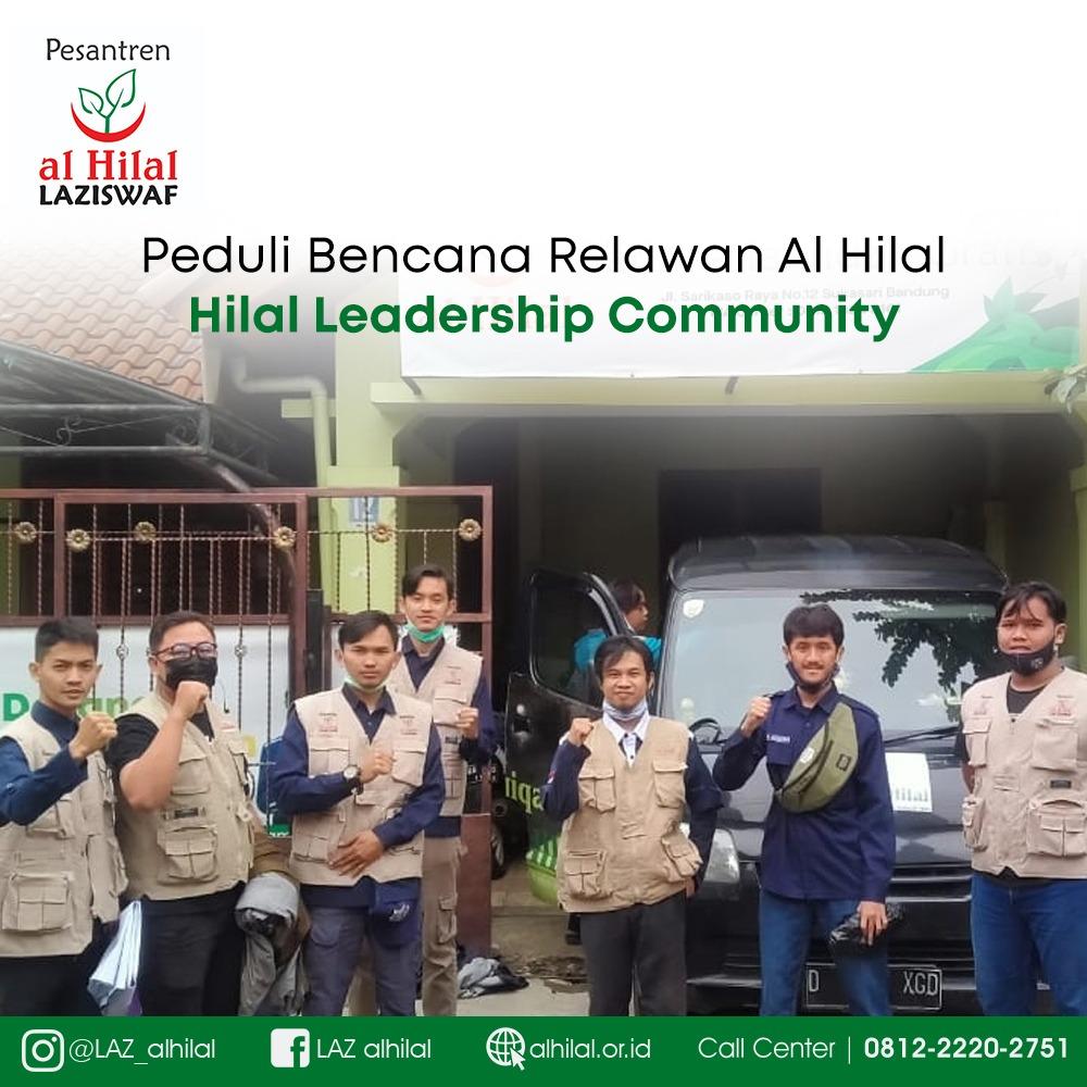 Keberangkatan Hilal Leadership Comunity (HLC) 