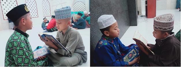 Tahfidz, Tahsin Pesantren Al Hilal, Dan Sahabat Al Quran 2