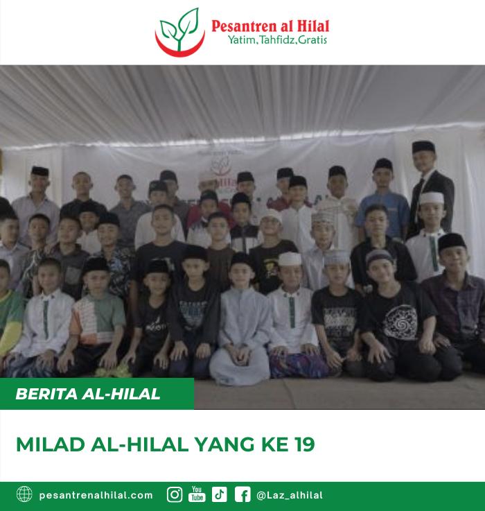 Milad Al Hilal ke 19 8