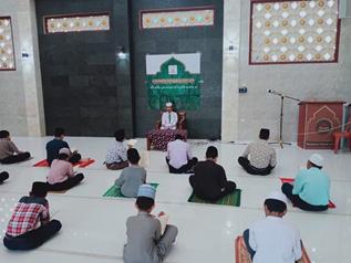 Potret Suasana Kegiatan Tasmi'ul Quran