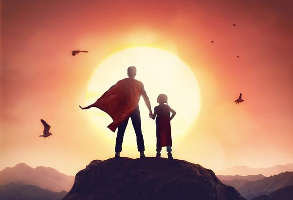Begini Cara Menjadi Ayah Yang Baik Menurut Islam 1