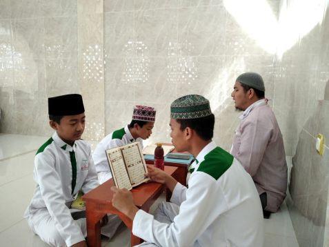 Seleksi Program Intensif Al Quran Pesantren Al Hilal 1 Cililin 2