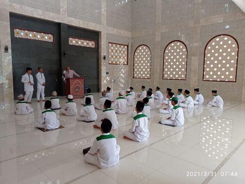 Seleksi Program Intensif Al Quran Pesantren Al Hilal 1 Cililin 1