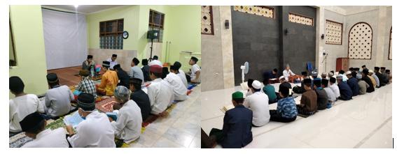Berdoa Bersama dan Yasinan Malam Jumat 2