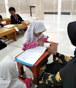 Pembelajaran Iqro Untuk Santri Usia Dini 2