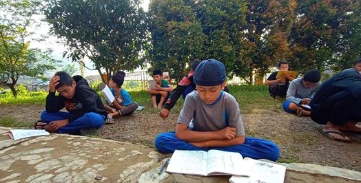 Olahraga dan Pembelajaran Diluar Kelas 1