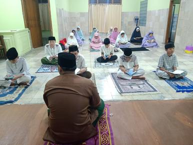 Pesantren Al Hilal, Sarikaso Menghidupkan Malam Nishfu Syaban 1