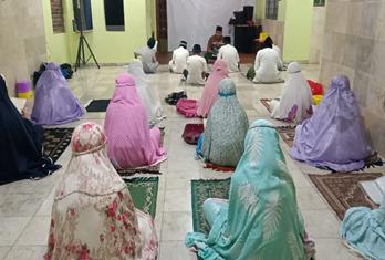 Pesantren Al Hilal, Sarikaso Menghidupkan Malam Nishfu Syaban 2