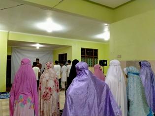 Pesantren Al Hilal, Sarikaso Menghidupkan Malam Nishfu Syaban 3