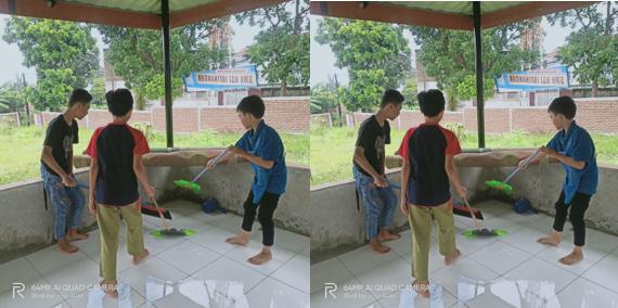 Jaga Kebersihan Mushola Yuk! 2