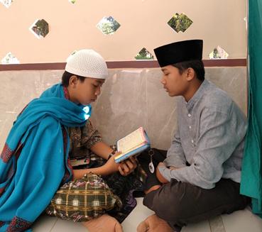 Murojaah Hafalan Dalam Program Intensif Al Quran 1