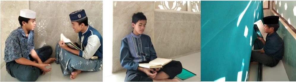Murojaah Hafalan Dalam Program Intensif Al Quran 2