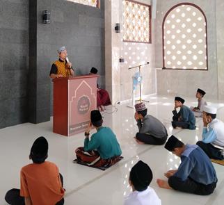 Pembukaan Program Intensif Al Quran 2