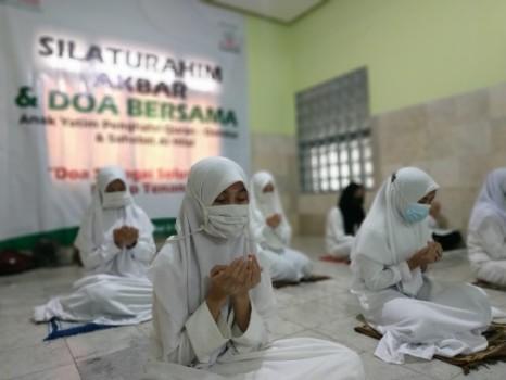 Alhamdulillah Kegiatan Doa Bersama Telah Kembali Dilaksanakan