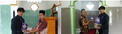 Alhamdulillah Kecamatan Sukawening Telah Menerima Wakaf Quran 3