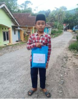 Santunan Untuk Anak Yatim Di Kabupaten Tasikmalaya Oleh Komunitas Sahabat Al Hilal Tasikmalaya Selatan 1
